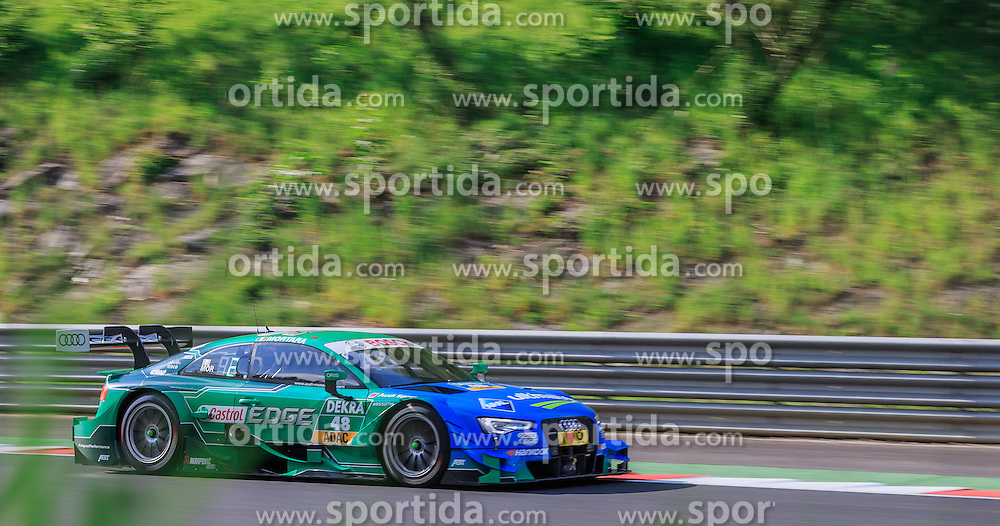 20.05.2016, Red Bull Ring, Spielberg, AUT, DTM Red Bull Ring, Freies Training, im Bild Edoardo Mortara (ITA, Audi RS 5 DTM) // during the DTM Championships 2015 at the Red Bull Ring in Spielberg, Austria, 2016/05/20, EXPA Pictures © 2016, PhotoCredit: EXPA/ Dominik Angerer