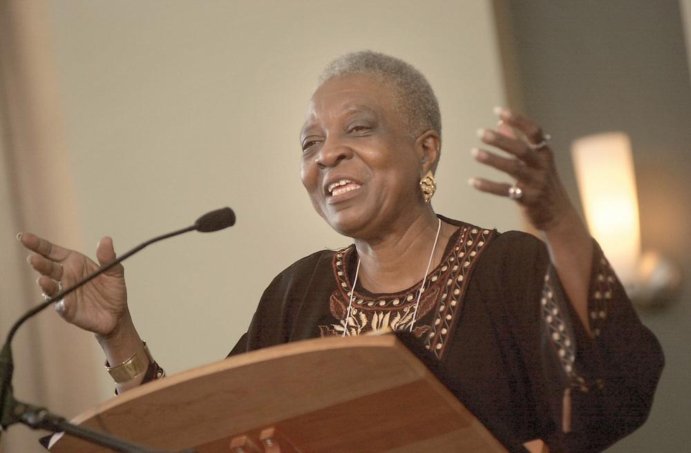16487Campus & Community Day & Black Alumni: Special Tribute to Dr.Francine Childs..Dr. Francine Childs