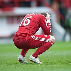 Aberdeen v Motherwell   Scottish Premiership   11 May 2014