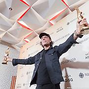 Jean Leloup : Spectacle de l'année. Auteur - compositeur - interprète - Gala de l'ADISQ 2016, remise des trophées Felix aux gagnants -  Place des Arts / Montreal / Canada / 2016-10-30, © Photo Marc Gibert / adecom.ca