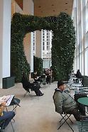 Bank of America atrium