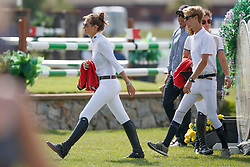 Conter Zoe, Thomas Gilles, BEL<br /> Young Riders European Championships Jumping <br /> Samorin 2017© Hippo Foto - Dirk Caremans<br /> 11/08/2017