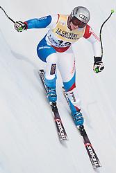 21.01.2011, Tofana, Cortina d Ampezzo, ITA, FIS World Cup Ski Alpin, Lady, Cortina, SuperG, im Bild Andrea Dettling (SUI, #10) // Andrea Dettling (SUI) during FIS Ski Worldcup ladies SuperG at pista Tofana in Cortina d Ampezzo, Italy on 21/1/2011. EXPA Pictures © 2011, PhotoCredit: EXPA/ J. Groder