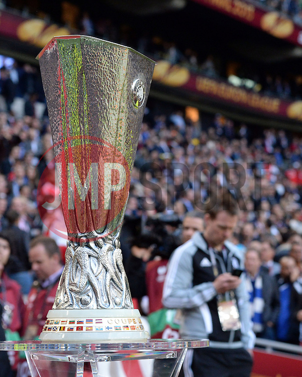 - Photo mandatory by-line: Joe Meredith/JMP - Tel: Mobile: 07966 386802 06/05/2013 - SPORT - FOOTBALL - EUROPA LEAGUE FINAL - Amsterdam Arena - Amsterdam - Benfica v Chelsea - Europa League Final