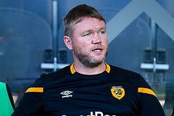 Hull City manager Grant McCann - Mandatory by-line: Robbie Stephenson/JMP - 24/08/2019 - FOOTBALL - KCOM Stadium - Hull, England - Hull City v Bristol City - Sky Bet Championship