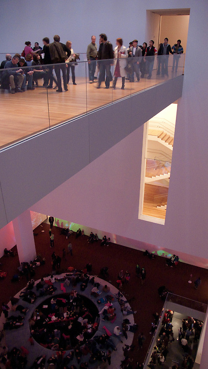 MoMa: Great Hall