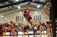 CU Volleyball vs SMSU 10.19.2013