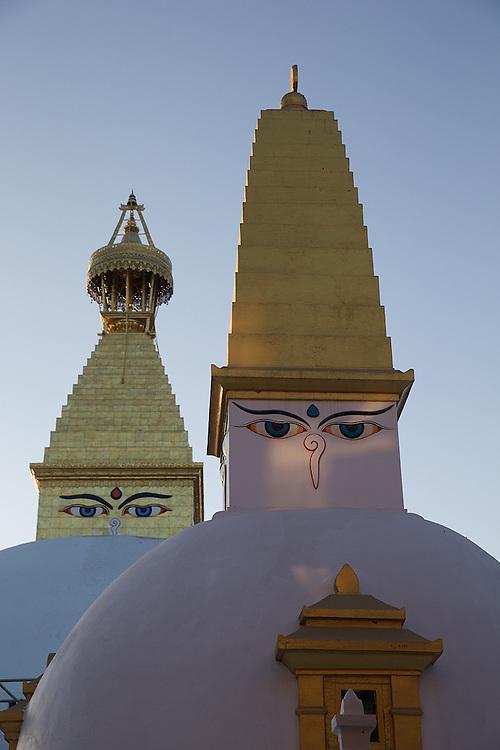 Napal Temples