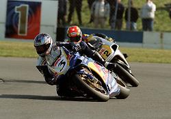 JOHN REYNOLDS GB REVE RED BULL DUCATI, British Superbike Championship Donington Park 9th April 2000 DONINGTON 9th April 2000,