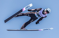 10.03.2019, Holmenkollen, Oslo, NOR, FIS Weltcup Skisprung, Raw Air, Oslo, Einzelbewerb, Herren, im Bild Piotr Zyla (POL) // Piotr Zyla of Poland during the men's individual competition of the Raw Air Series of FIS Ski Jumping World Cup at the Holmenkollen in Oslo, Norway on 2019/03/10. EXPA Pictures © 2019, PhotoCredit: EXPA/ JFK