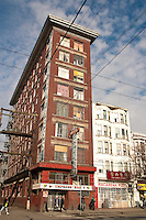Empress Hotel East Hastings Street Vancouver BC