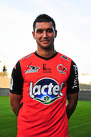 Adrien Monfray - 17.09.2014 - Photo officielle Laval - Ligue 2 2014/2015<br /> Photo : Philippe Le Brech / Icon Sport