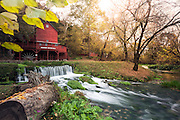 Hodgson Mill located in the Ozarks in Missouri