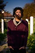 Manuel García es un cantautor, poeta y guitarrista chileno, asociado a los sonidos de la Nueva Canción Chilena, pero que también ha incursionado en el rock. Fundador de la banda Mecánica Popular y voz del proyecto Víctor Jara sinfónico. Santiago de Chile. 01-09-16 (©Alvaro de la Fuente/Triple.cl)