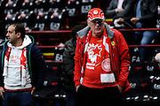 DESCRIZIONE : Milano Euroleague 2015-16 EA7 Emporio Armani Milano - Olympiacos Piraeus<br /> GIOCATORE : tifosi<br /> CATEGORIA : tifosi<br /> SQUADRA : Olympiacos Piraeus<br /> EVENTO : Euroleague 2015-2016<br /> GARA : EA7 Emporio Armani Milano - Olympiacos Piraeus<br /> DATA : 30/10/2015<br /> SPORT : Pallacanestro<br /> AUTORE : Agenzia Ciamillo-Castoria/Max.Ceretti<br /> Galleria : Euroleague 2015-2016 <br /> Fotonotizia: Milano Euroleague 2015-16 EA7 Emporio Armani Milano - Olympiacos Piraeus