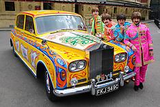 London - Bootleg Beatles at the Royal Albert Hall