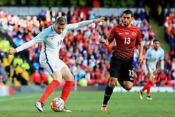 England's Jordan Henderson in action - Mandatory byline: Matt McNulty/JMP - 07966386802 - 22/05/2016 - FOOTBALL - Etihad Stadium -Manchester,England - England v Turkey - International Friendly