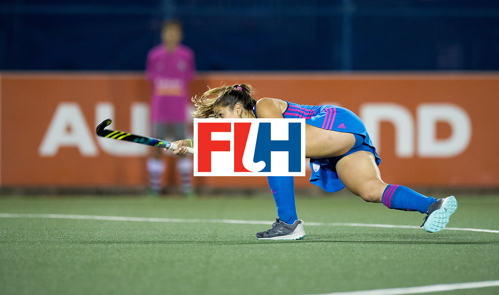 AUCKLAND - Sentinel Hockey World League final women<br /> Match id: 10304<br /> 14 ARG v NZL 1-2<br /> Foto: Julia Gomes.<br /> WORLDSPORTPICS COPYRIGHT FRANK UIJLENBROEK