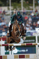 De Miranda Doda, (BRA), AD Living The Dream <br /> First Round<br /> Furusiyya FEI Nations Cup Jumping Final - Barcelona 2015<br /> © Dirk Caremans<br /> 24/09/15