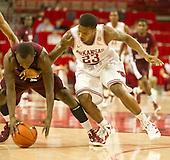2011 Texas Southern vs Arkansas basketball