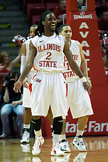 Bryant Allen Illinois State Redbird Basketball Photos