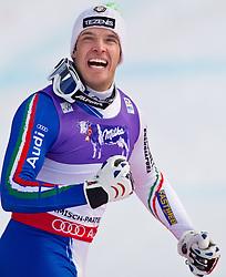 12-02-2011 SKIEN: FIS ALPINE WORLD CHAMPIONSSHIP: GARMISCH PARTENKIRCHEN<br /> bronze Medal Christof Innerhofer (ITA) during men's Downhill<br /> **NETHERLANDS ONLY**<br /> ©2011-WWW.FOTOHOOGENDOORN.NL/EXPA/ J. Groder