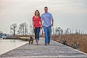 Mark and Kerri Engagement | Washington NC Photographers