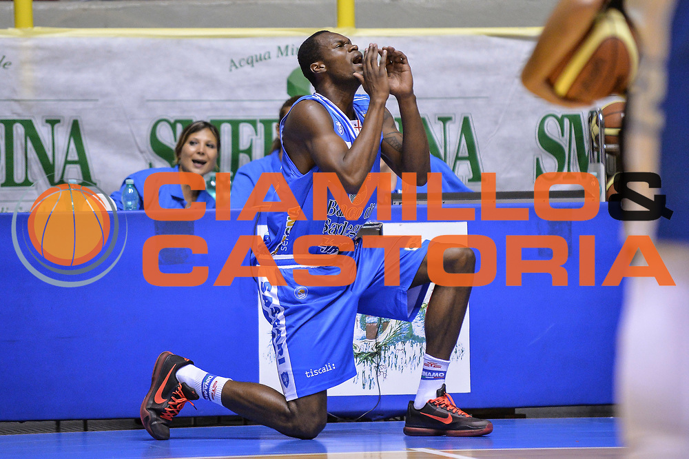 DESCRIZIONE : 5&deg; International Tournament City of Cagliari Dinamo Banco di Sardegna Sassari - Limoges CSP<br /> GIOCATORE : Brenton Petway<br /> CATEGORIA : Before Pregame Curiosit&agrave;<br /> SQUADRA : Dinamo Banco di Sardegna Sassari<br /> EVENTO : 5&deg; International Tournament City of Cagliari<br /> GARA : Dinamo Banco di Sardegna Sassari - Limoges CSP Torneo Citt&agrave; di Cagliari<br /> DATA : 18/09/2015<br /> SPORT : Pallacanestro <br /> AUTORE : Agenzia Ciamillo-Castoria/L.Canu
