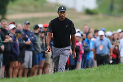 September 8, 2018 - Newtown Square, Pennsylvania, United States - Tiger Woods approaches the 16th green during the third round of the 2018 BMW Championship. (Credit Image: © Debby Wong/ZUMA Wire)