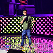 Speaks Jamie Oliver at 2020 WE Day UK at Wembley Arena, London, Uk 4 March 2020.