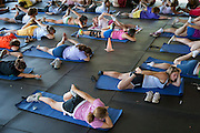 The weight loss camp?called Camp Shane?in upstate New York.  Meal portions are tightly controlled, and camp activities include field hockey, softball, tennis, swimming and aerobics. Meetings with nutritionists and weekly weigh-ins are part of the program. Camp Shane is a weight loss camp for children, teens, and young adults, in the Catskills Region of New York State, established in 1969.