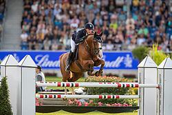 STÜHLMEYER Patrick (GER), For Laubry<br /> Aachen - CHIO 2019<br /> Sparkassen-Youngsters-Cup - FINALE<br /> Springprüfung für junge Pferde mit Stechen<br /> 20. Juli 2019<br /> © www.sportfotos-lafrentz.de/Stefan Lafrentz