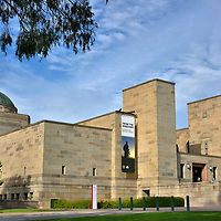 Australian War Memorial in Canberra, Australia<br />