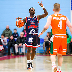 Bristol Flyers v Plymouth Raiders