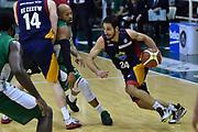 DESCRIZIONE : Campionato 2014/15 Sidigas Scandone Avellino - Virtus Acea Roma<br /> GIOCATORE : Rok Stipcevic<br /> CATEGORIA : Palleggio Penetrazione Blocco<br /> SQUADRA : Virtus Acea Roma<br /> EVENTO : LegaBasket Serie A Beko 2014/2015<br /> GARA : Sidigas Scandone Avellino - Virtus Acea Roma<br /> DATA : 13/12/2014<br /> SPORT : Pallacanestro <br /> AUTORE : Agenzia Ciamillo-Castoria / GiulioCiamillo<br /> Galleria : LegaBasket Serie A Beko 2014/2015<br /> Fotonotizia : Campionato 2014/15 Sidigas Scandone Avellino - Virtus Acea Roma<br /> Predefinita :Predefinita :