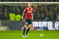Simon Kjaer - 15.03.2015 - Lille / Rennes - 29e journee Ligue 1<br /> Photo : Andre Ferreira / Icon Sport