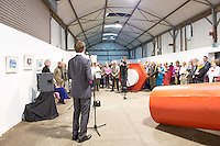 It was a season of firsts that Music for Galway&rsquo;s new artistic director, international concert pianist Finghin Collins unveiled at the Shed at Galway Docks on Monday night. At this unusual venue, he presented an exciting programme that includes a great variety of musical delights to intrigue and attract devoted music-lovers and newcomers alike for the MUSIC FOR GALWAY 33RD  SEASON.  <br /> Music for Galway have honoured Finghin&rsquo;s predecessor Jane O&rsquo;Leary by commissioning her to write a solo piano piece which will be premiered by Korean pianist Ah Ruem Ahn on November14th.  There is also the Irish premiere, on October 30th, of Ian Wilson&rsquo;s &ldquo;The Little Spanish Prison&rdquo; by David Cohen and Sasha Grynyuk. Both composers will be present to introduce their works on the night. Picture:Andrew Downes.
