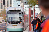 Phoenix Light Rail Opens