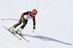 FRANTSEV Ivan B2 NPA Guide: AGRANOVSKII German competing in the Para Alpine Skiing Downhill at the PyeongChang2018 Winter Paralympic Games, South Korea