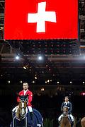 Pius Schwizer - Quidam du Vivier<br /> FEI World Cup Final 2014<br /> © DigiShots