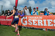 Super Sprint Gatorade Race 4. Sandringham. Brighton, Melbourne, Victoria, Australia. 03/02/2013. Photo By Lucas Wroe