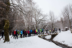 Priprave Ljubljanski maraton 2019, on January 26, 2019 in Koseze, Ljubljana, Slovenia. Photo by Vid Ponikvar / Sportida
