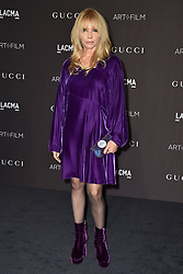 Rosanna Arquette attends the 2018 LACMA Art + Film Gala at LACMA on November 3, 2018 in Los Angeles, CA, USA. Photo by Lionel Hahn/ABACAPRESS.COM