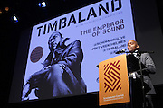 NEW YORK, NY-NOVEMBER 16:  Dr. Khalil G. Muhammad, Director, The Schomburg Center attends 'Between The Lines' series featuring Music Producer Timbaland new book ' The Emperor of Sound' held at the The Schomburg Center for Research in Black Culture on November 16, 2015 in Harlem, New York City.  (Photo Terrence Jennings/terrencejennings.com)