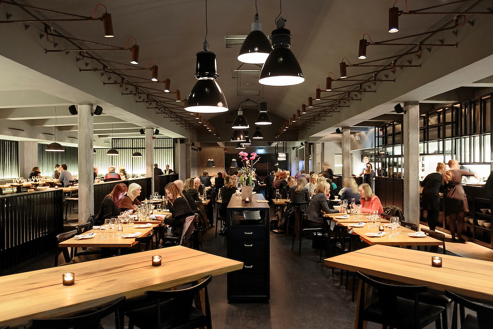 Restaurant Farang in Stockholm, Sweden designed by Futudesign