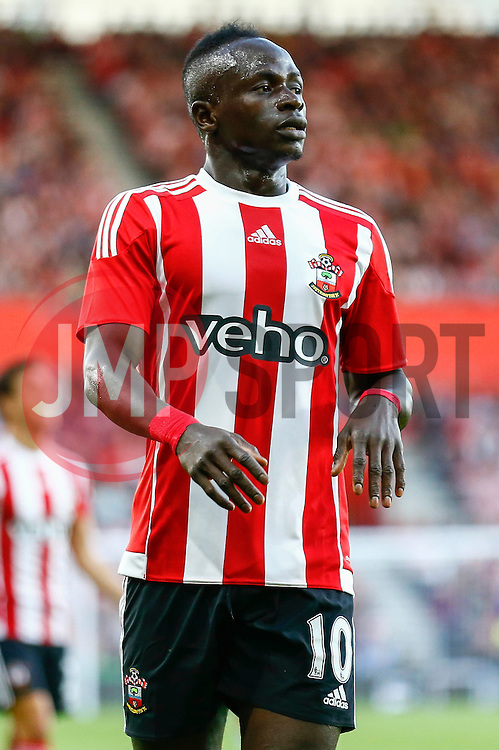 Sadio Mane of Southampton - Mandatory by-line: Jason Brown/JMP - Mobile 07966386802 - 31/07/2015 - SPORT - FOOTBALL - Southampton, St Mary's Stadium - Southampton v Vitesse Arnhem - Europa League