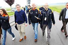 20120520 VASCO ERRANI CON IL PRESIDENTE DELLA PROTEZIONE CIVILE