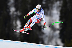 02.03.2019, Olympiabakken, Kvitfjell, NOR, FIS Weltcup Ski Alpin, Abfahrt, Herren, im Bild Carlo Janka SUI // Carlo Janka SUI in action during his run in the men's Downhill of FIS ski alpine world cup. Olympiabakken in Kvitfjell, Norway on 2019/03/02. EXPA Pictures © 2019, PhotoCredit: EXPA/ SM<br /> <br /> *****ATTENTION - OUT of GER*****