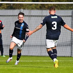 Dumbarton v Raith Rovers, Scottish League One, 29 September 2018
