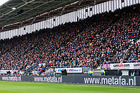 ALKMAAR - 01-04-2017, AZ - FC Groningen, AFAS Stadion, supporters prachtstad